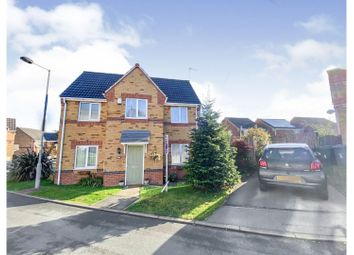 Thumbnail 3 bed semi-detached house for sale in Wentworth Crescent, Bradford