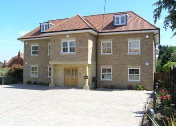 Thumbnail 2 bed flat for sale in Highview Court, Burton Lane, Goffs Oak, Waltham Cross