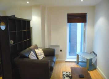 Thumbnail 1 bedroom flat for sale in Taylorson Street South, Salford Quays, Salford