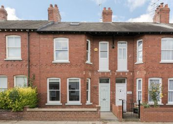 Thumbnail 4 bedroom terraced house for sale in Albemarle Road, York