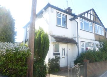 Thumbnail 3 bed semi-detached house to rent in Beresford Road, St.Albans