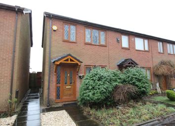 Thumbnail 3 bed semi-detached house to rent in Sandon Terrace, Sandon Street, Blackburn