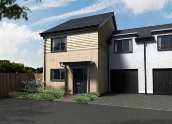 Thumbnail 3 bed semi-detached house for sale in Eaton Close, Eaton Ford, St. Neots