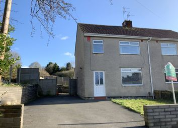 Thumbnail 3 bedroom semi-detached house to rent in Marion Walk, St George, Bristol