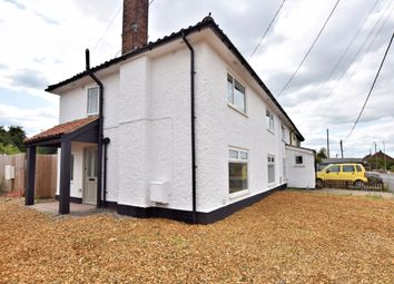 Thumbnail 3 bed end terrace house for sale in Brandon Road, Watton, Thetford