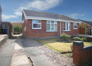 Thumbnail 1 bedroom semi-detached bungalow for sale in Rustington Avenue, Weston Park, Stoke-On-Trent