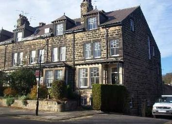 Thumbnail 1 bed flat to rent in Cornwall Road, Harrogate