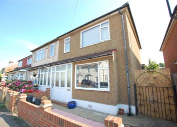 3 bed semi-detached house for sale in Birkbeck Road, Rush Green RM7