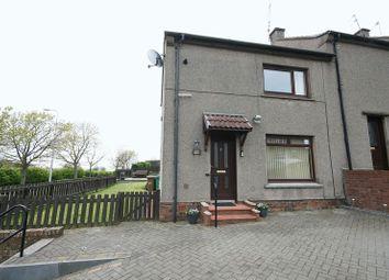 Thumbnail 2 bed terraced house for sale in Wemysshaven Gardens, East Wemyss, Kirkcaldy