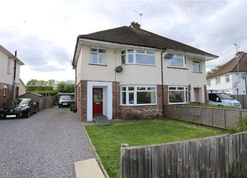 Thumbnail 3 bed semi-detached house for sale in Toynbee Road, Eastleigh, Hampshire