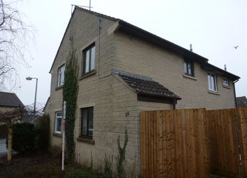 Thumbnail 1 bed terraced house for sale in Light Close, Corsham