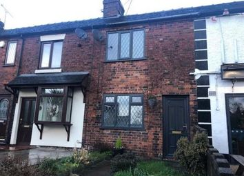 Thumbnail 2 bed terraced house for sale in Ravens Lane, Bignall End, Staffordshire