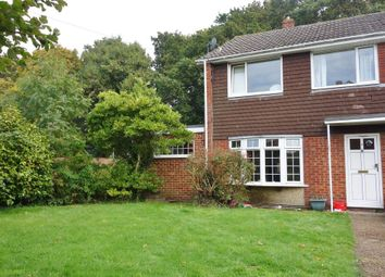 Thumbnail 3 bed end terrace house to rent in Pennine Walk, Fareham