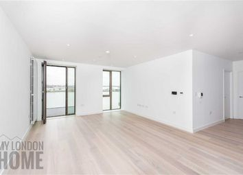 Thumbnail 2 bed flat to rent in Laker House, Royal Dock, London