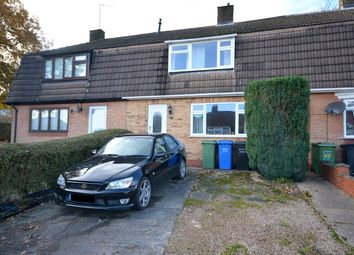Thumbnail 3 bed terraced house for sale in Harvey Road, Hady, Chesterfield