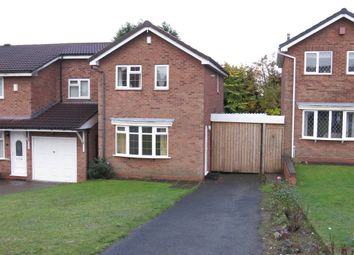 Thumbnail 2 bed detached house for sale in Lawton Close, Rowley Regis