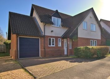 Thumbnail 4 bedroom detached house to rent in Kings Gate, Caxton, Cambridge