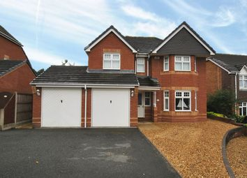 4 bed detached house for sale in Eltham Drive, Priorslee, Telford TF2