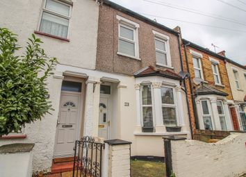 Thumbnail 2 bed terraced house for sale in Flaxton Road, London