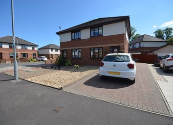 Thumbnail 2 bed semi-detached house for sale in Harperbank Grove, Cumnock