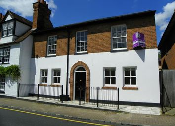 Thumbnail 1 bed flat for sale in High Street, Wargrave, Reading