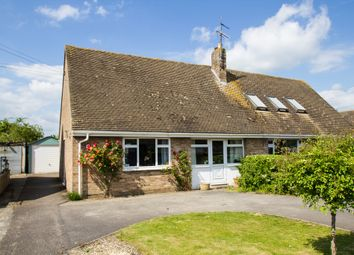 Thumbnail 2 bed semi-detached bungalow for sale in Flexneys Paddock, Stanton Harcourt, Witney
