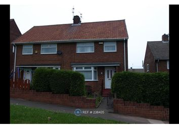 Thumbnail 3 bed semi-detached house to rent in Wealcroft, Gateshead
