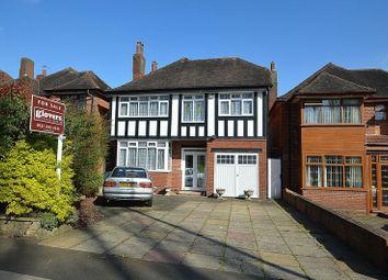 Thumbnail 4 bed detached house for sale in Brook Lane, Kings Heath, Birmingham