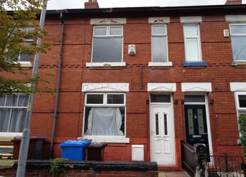 Thumbnail 2 bed terraced house to rent in Roseneath Avenue, Levenshulme, Manchester