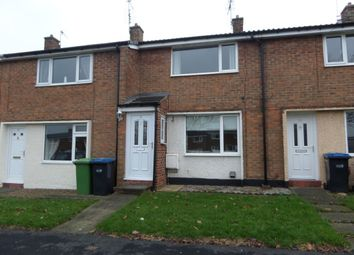Thumbnail 2 bed terraced house to rent in Tunstall Road, Newton Aycliffe