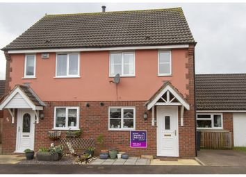 Thumbnail 3 bed semi-detached house for sale in Thornwell Way, Wincanton