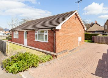 2 bed detached bungalow for sale in North Road, Calow, Chesterfield S44