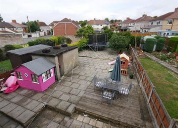 Thumbnail 3 bed semi-detached house for sale in Greenleaze, Knowle, Bristol