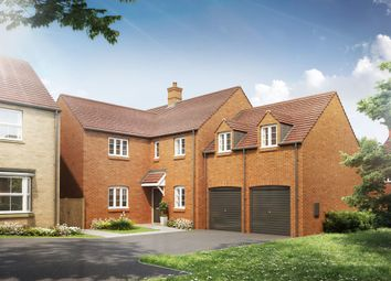 "Thumbnail 5 bed detached house for sale in ""The Alderton"" at Heathencote, Towcester"