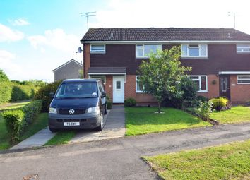 Thumbnail 3 bed semi-detached house for sale in Hawlands, Brownsover, Rugby