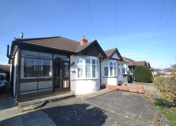 Thumbnail 2 bed semi-detached bungalow for sale in Heather Drive, Romford