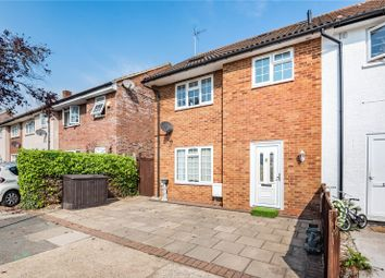 Great Central Avenue, Ruislip, Middlesex HA4. 4 bed end terrace house