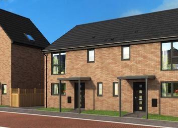 "Thumbnail 3 bed property for sale in ""The Blossom At The Springs"" at Campsall Road, Askern, Doncaster"