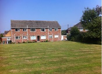 Thumbnail 2 bed flat to rent in Sandstone Drive, Newton