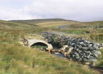 Thumbnail Land for sale in Channerwick Burn Dam, Sandwick, Shetland ZE29Hy