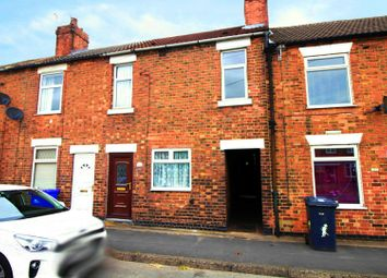 Thumbnail 2 bed terraced house for sale in Stanton Road, Burton-Upon-Trent, Staffordshire
