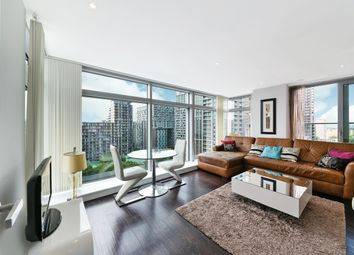 Thumbnail 2 bed flat to rent in East Tower, Pan Peninsula, Canary Wharf