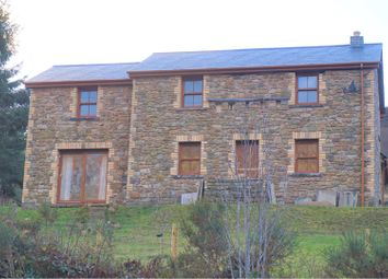 Thumbnail 4 bed detached house for sale in Bailey Street, Bargoed