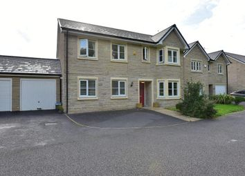 Thumbnail 4 bed detached house for sale in Dovecote Road, Strines, Stockport