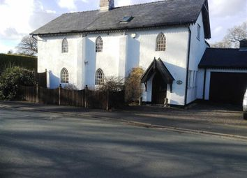 Thumbnail 4 bed cottage for sale in Hooton Green, Ellesmere Port, Chrshire