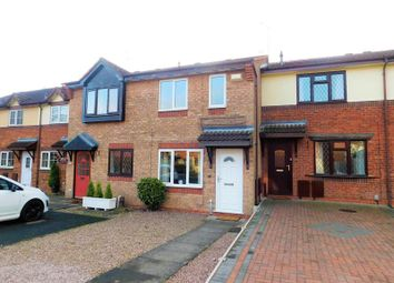 Thumbnail 2 bed terraced house for sale in Roedean Avenue, The Meadows, Stafford