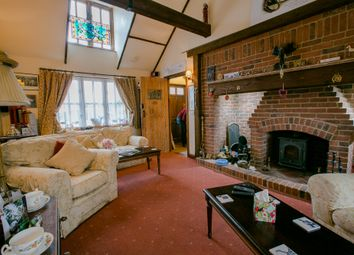 Thumbnail 4 bed detached house for sale in Brickmakers Arms Lane, Doddington, March