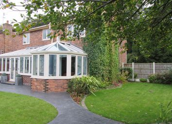 Thumbnail 4 bed detached house for sale in Chapel Lane, Rainhill