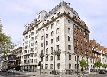 Thumbnail 4 bed flat to rent in Portland Place, London