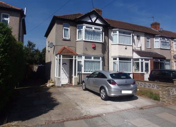 Thumbnail 3 bed end terrace house for sale in Balmoral Road, Enfield